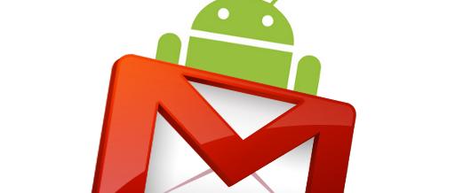 نحوه حذف حساب تنظیم شده اپلیکیشن Gmail اندروید