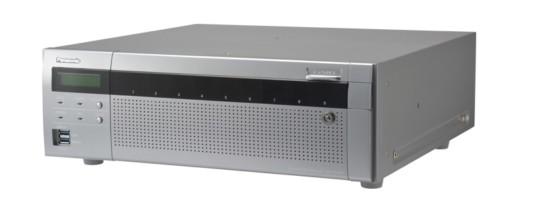 معرفی NVR جدید پاناسونیک مدل WJ-NX400