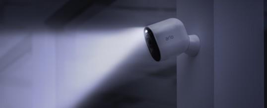 معرفی نتگیر از دوربین امینتی بیسیم Arlo Ultra با کیفیت ۴K