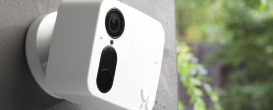 معرفی دوربین مداربسته Smart Cam شرکت Ooma
