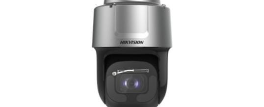 معرفی دوربین PTZ هایکویژن با قابلیت هوش مصنوعی