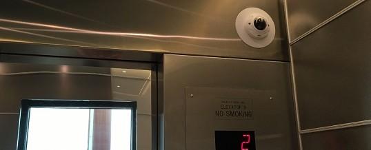 نکاتی در رابطه با نصب دوربین مداربسته در آسانسور