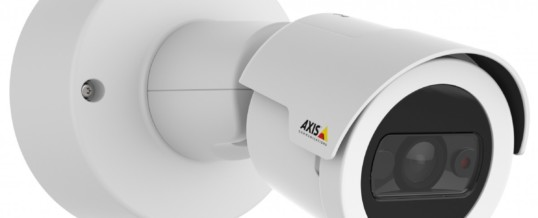 معرفی دوربین M2026-LE Mk II اکسیس
